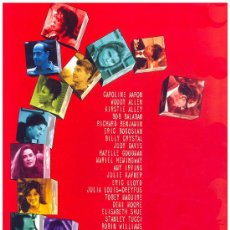 Cine: 'DESMONTANDO A HARRY', DE WOODY ALLEN.. Lote 21376753