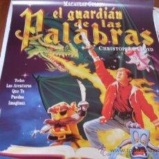 Cine: EL GUARDIAN DE LAS PALABRAS - MACAULAY CULKIN, CHRISTOPHER LLOYD, ED BEGLEY JR., MEL HARRIS. Lote 26105105