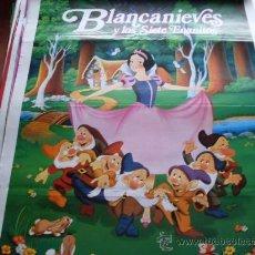 Cine: BLANCANIEVES Y LOS SIETE ENANITOS - ANIMACION - WALT DISNEY. Lote 24271212