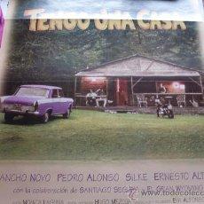 Cine: TENGO UNA CASA - SILKE, NANCHO NOVO, ERNESTO ALTERIO, PEDRO ALONSO, EL GRAN WYOMING. Lote 24951149