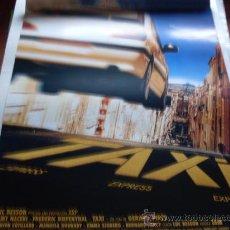 Cine: TAXI EXPRESS - SAMY NACERI, FRÉDÉRIC DIEFENTHAL, MARION COTILLARD (GUIÓN Y PRODUCCIÓN LUC BESSON. Lote 25881095