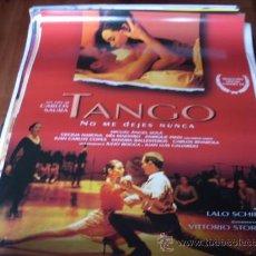 Cine: TANGO NO ME DEJES NUNCA - MIGUEL ÁNGEL SOLÁ, CECILIA NAROVA, MIA MAESTRO - DIR. CARLOS SAURA. Lote 26060841