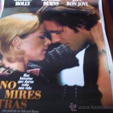Cine: NO MIRES ATRAS - LAUREN HOLLY, JON BON JOVI, JENNIFER ESPOSITO, ACTOR/DIR.EDWARD BURNS. Lote 26060853
