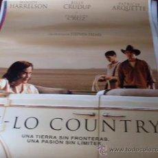 Cine: HILO COUNTRY - WOODY HARRELSON, BILLY CRUDUP, PATRICIA ARQUETTE, PENÉLOPE CRUZ. Lote 25065242