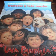 Cine: UNA PANDILLA DE PILLOS - WHOOPI GOLDBERG, DARYL HANNAH, ASHLEY OLSEN, MARY-KATE OLSEN. Lote 24951180