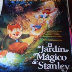 Cine: EL JARDIN MAGICO DE STANLEY - ANIMACION - DIR. DON BLUTH, GARY GOLDMAN - AÑO 1994. Lote 26215310