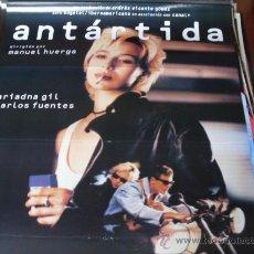 Cine: ANTARTIDA - ARIADNA GIL, CARLOS FUENTES, JOHN CALE - DIR. MANUEL HUERGA. Lote 26105072