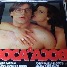 Cine: BOCA A BOCA - JAVIER BARDEM, MARIA BARRANCO. Lote 25623542