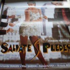 Cine: SÁLVATE SI PUEDES - IMANOL ARIAS, MARÍA BARRANCO, FERNANDO GUILLÉN. Lote 24913136