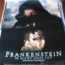 Cine: FRANKENSTEIN DE MARY SHELLEY - ROBERT DE NIRO, KENNETH BRANAGH (ACTOR/DIRECTOR). Lote 25750632