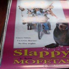 Cine: SLAPPY Y LOS MOFETAS - BD WONG, BRONSON PINCHOT, SAM MCMURRAY, JENNIFER COOLIDGE, JOSEPH ASHTON. Lote 25912702
