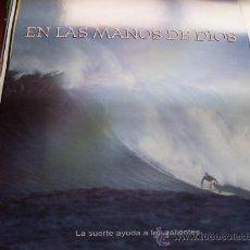 Cine: EN LAS MANOS DE DIOS SHANE DORIAN, MATT GEORGE, SHAUN TOMSON, MATTY LIU - (SURF). Lote 25460712