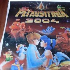 Cine: PERAUSTRINIA 2004 - ANIMACION - DIR. ANGEL GARCIA (LAUREN FILMS 1990). Lote 25881107