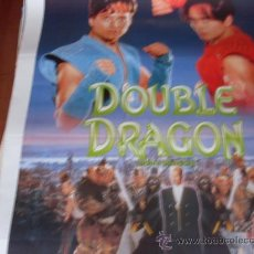Cine: DOUBLE DRAGON - MARK DACASCOS, SCOTT WOLF, ROBERT PATRICK, KRISTINA WAGNER, ALYSSA MILANO. Lote 26281823