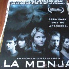 Cine: LA MONJA - CRISTINA PIAGET, NATALIA DICENTA, ANITA BRIEM, BELÉN BLANCO, MANU FULLOLA - (TERROR). Lote 26480183