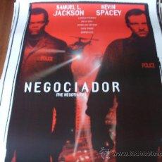 Cine: NEGOCIADOR - KEVIN SPACEY, SAMUEL L. JACKSON, DAVID MORSE. Lote 25623503