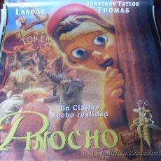 Cine: PINOCHO LA LEYENDA - MARTIN LANDAU, UDO KIER. Lote 25623540