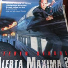 Cine: ALERTA MAXIMA 2 - STEVEN SEAGAL, ERIC BOGOSIAN, KATHERINE HEIGL. Lote 24427349