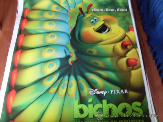 BICHOS - ANIMACION - PIXAR - MOD 2 (Cine - Posters y Carteles - Infantil)