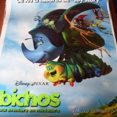 Cine: BICHOS - ANIMACION - PIXAR - MODELO 3. Lote 24612785