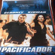 Cine: EL PACIFICADOR - GEORGE CLOONEY, NICOLE KIDMAN, ARMIN MUELLER-STAHL. Lote 26363701