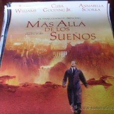 Cine: MAS ALLA DE LOS SUEÑOS - ROBIN WILLIAMS, CUBA GOODING JR., ANNABELLA SCIORRA, MAX VON SYDOW. Lote 26386032