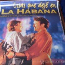 Cine: COSAS QUE DEJE EN LA HABANA - JORGE PERUGORRÍA, VIOLETA RODRÍGUEZ, KITI MÁNVER. Lote 24612790