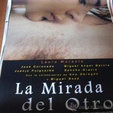 Cine: LA MIRADA DEL OTRO - LAURA MORANTE, JOSÉ CORONADO, ANA OBREGÓN, MIGUEL BOSÉ ( ARANDA ). Lote 26237430