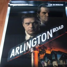 Cine: ARLINGTON ROAD - JEFF BRIDGES, TIM ROBBINS, JOAN CUSACK. Lote 25623522