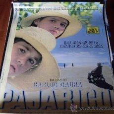 Cine: PAJARICO - FRANCISCO RABAL, MANUEL BANDERA, JUAN LUIS GALIARDO . DIR. CARLOS SAURA. Lote 24775175