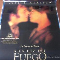 Cine: A LA LUZ DEL FUEGO - SOPHIE MARCEAU, STEPHEN DILLANE, KEVIN ANDERSON, LIA WILLIAMS. Lote 24913184