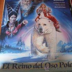 Cine: EL REINO DEL OSO POLAR - MARIA BONNEVIE - DIR. OLA SOLUM AÑO 1991. Lote 25689443