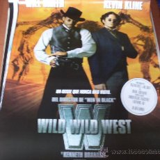 Cine: WILD WILD WEST - WILL SMITH, KEVIN KLINE, KENNETH BRANAGH, SALMA HAYEK. Lote 26506234