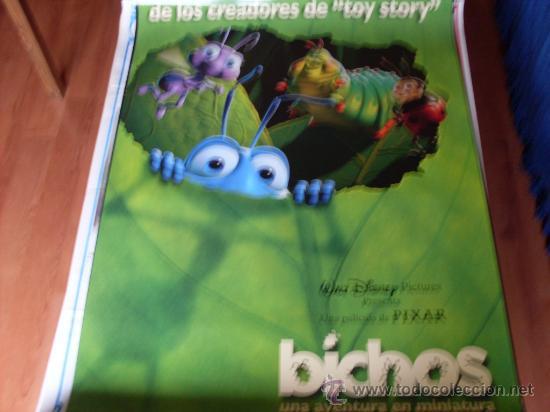 BICHOS UNA AVENTURA EN MINIATURA (Cine - Posters y Carteles - Infantil)