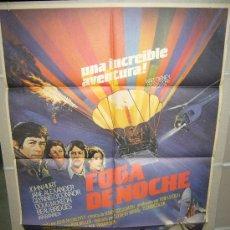 Cinéma: FUGA DE NOCHE WALT DISNEY POSTER ORIGINAL 70X100. Lote 25218035