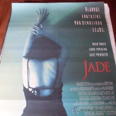 Cine: JADE - LINDA FIORENTINO, DAVID CARUSO, CHAZZ PALMINTERI - DIR.WILLIAM FRIEDKIN. Lote 26587973