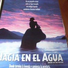 Cine: MAGIA EN EL AGUA - MARK HARMON, JOSHUA JACKSON, HARLEY JANE KOZAK, SARAH WAYNE. Lote 26619746
