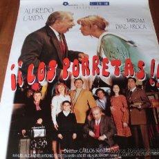 Cine: LOS PORRETAS - ALFREDO LANDA, MIRIAM DÍAZ-AROCA, MANUEL ALEXANDRE, MARÍA ISBERT, JAVIVI. Lote 26619748