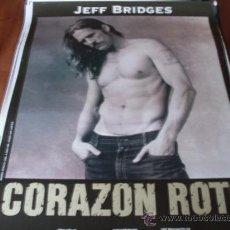 Cine: CORAZON ROTO - JEFF BRIDGES, EDWARD FURLONG. Lote 50267605