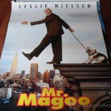 Cine: MR. MAGOO - LESLIE NIELSEN, KELLY LYNCH, MATT KEESLAR, NICK CHINLUND, STEPHEN TOBOLOWSKY. Lote 26619784
