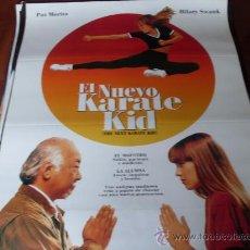 Cine: EL NUEVO KARATE KID - HILARY SWANK, PAT MORITA, MICHAEL IRONSIDE, CONSTANCE TOWERS. Lote 26196946