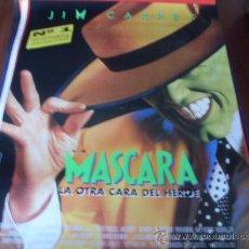 Cine: LA MASCARA - JIM CARREY, CAMERON DIAZ, PETER RIEGERT, PETER GREENE. Lote 26619804