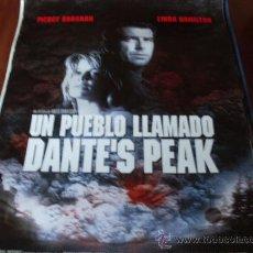 Cine: UN PUEBLO LLAMADO DANTE'S PEAK - PIERCE BROSNAN, LINDA HAMILTON - DIR.ROGER DONALDSON. Lote 25240459