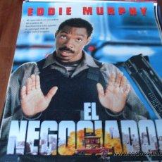 Cine: EL NEGOCIADOR - EDDIE MURPHY, MICHAEL RAPAPORT, CARMEN EJOGO, MICHAEL WINCOTT. Lote 25240461