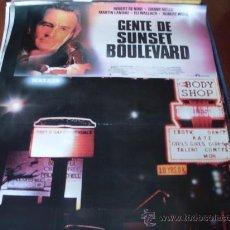 Cine: GENTE DE SUNSET BOULEVARD - ROBERT DE NIRO, DANNY AIELLO, MARTIN LANDAU, ELI WALLACH. Lote 26144754