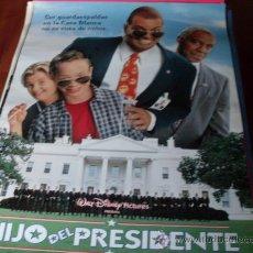 Cine: EL HIJO DEL PRESIDENTE - SINBAD, BROCK PIERCE - ( DISNEY ). Lote 25769159