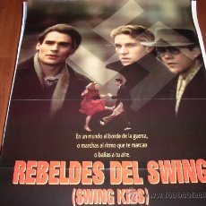 Cine: REBELDES DEL SWING - ROBERT SEAN LEONARD, CHRISTIAN BALE, BARBARA HERSHEY, KENNETH BRANAGH. Lote 25358328