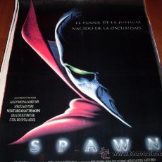 Cine: SPAWN - MICHAEL JAI WHITE, JOHN LEGUIZAMO, MARTIN SHEEN, THERESA RANDLE. Lote 26643657