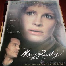 Cine: MARY REILLY - JULIA ROBERTS, JOHN MALKOVICH, GLENN CLOSE - DIR STEPHEN FREARS. Lote 25709265