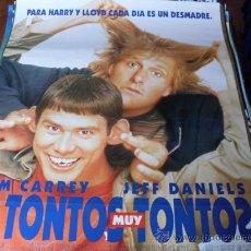 Cine: 2 TONTOS MUY TONTOS - JIM CARREY, JEFF DANIELS, LAUREN HOLLY - DIR. PETER Y BOBBY FARRELLY. Lote 25977383